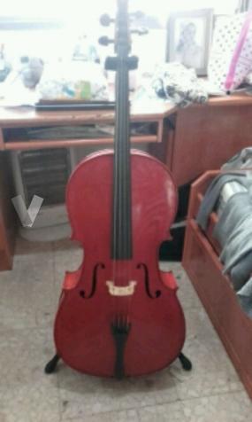 violonchelo stensor retocado por luthier