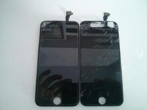 2XPATNTALLAS IPHONE 6 CRISTAL ROTO