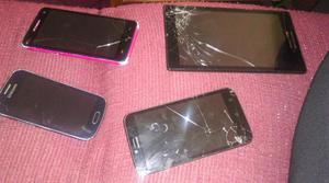 3 moviles + tablet