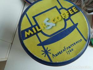 BOTE LATA MILK&COFFE DE LA MARCA ITALIANA ANDREA FONTEBASSO
