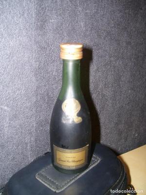 BOTELLA MINIATURA COGNAC REMY MARTIN - GRANDE FINE CHAMPAGNE