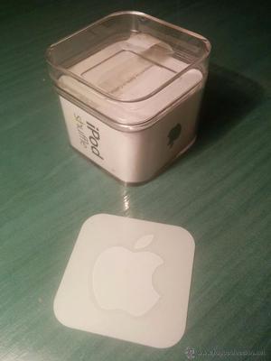 Caja Box iPod Shuffle