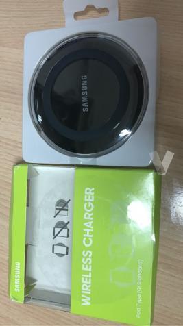 Cargador inalámbrico Samsung PG920 negro