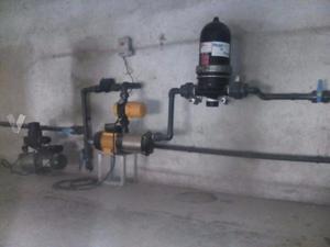 Equipo de presión y vaporizadores