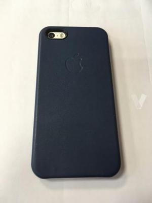 Funda de cuero iPhone 5/5S/SE