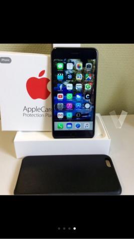 IPHONE 6S plus 128 gb + AppleCare