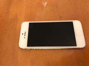 Iphone 5, 16GB, blanco
