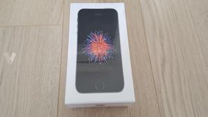 Iphone SE 16GB Gris Espacial Precintado y Factura