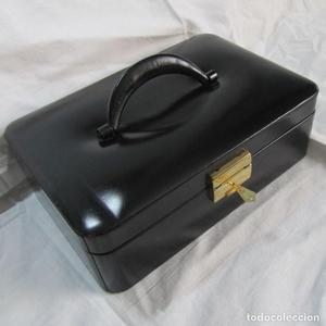 Joyero maletin con llave 190x190x150 mrn Comprar