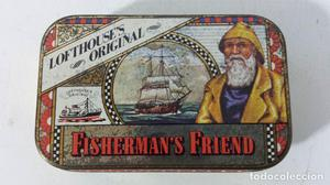 LATA DE CARAMELOS FISHERMAN'S FRIEND