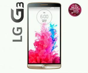 MÓVIL LG G3 DGB Y 3GB DE MEMORIA