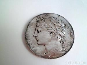 Medalla de plata. Exposición Universal Internacional de