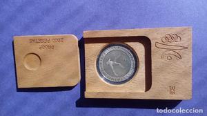 Moneda juegos olimpicos barcelona92 pelota vasca