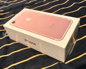 NUEVO iPhone 7 32Gb Oro Rosa - Libre - Precintado