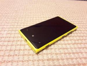 Nokia Lumia 920 amarillo 32gb