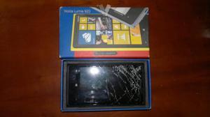 Nokia Lumia 920 con pantalla rota