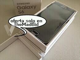 SAMSUNG GALAXY S6 NUEVO 32GB