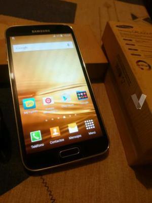 Samsung Galaxy S5 SM-G900F libre + caja