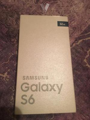 Samsung Galaxy S6 nuevo, aún con precinto