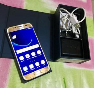 Samsung Galaxy S7 Dorado