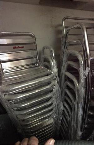 Mesa metal 5 sillas resina mahou el olivar posot class - Sillas de resina para terraza ...