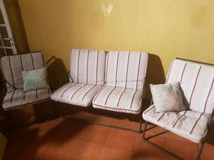 Mesa y sillones para terraza posot class - Sillones para terrazas ...