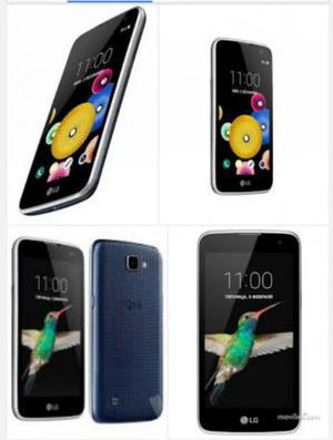 Teléfono móvil LG K4, a estrenar