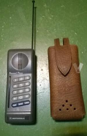 Teléfono móvil antiguo