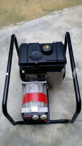 Un jenerador de luz