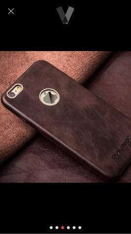 funda piel iPhone 6