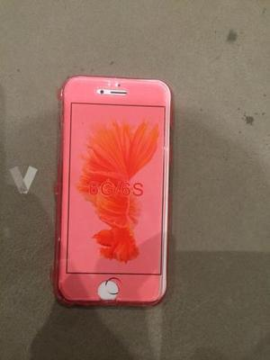 funda silicona con tapa iPhone 6 6s NUEVA