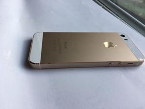 iPhone 5s 16GB libre dorado-gold