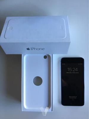 iPhone 6 16 gb impecable,libre
