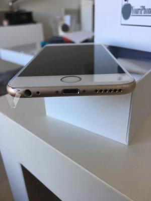 iPhone 6 16Gb dorado libre
