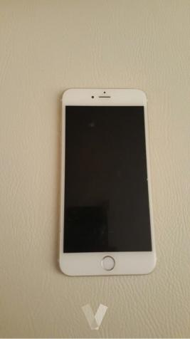 iPhone 6 Plus 16 gb blanco