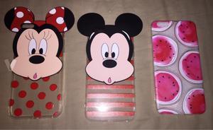iPhone 6 Plus y 6s plus fundas