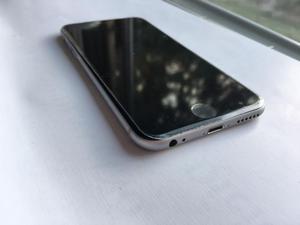iPhone 6s 16GB libre gris espacial - negro