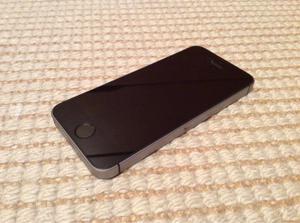 iPhone SE 64gb negro