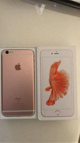 iphone 6s plus 128gb libre rosa