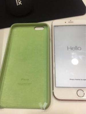 iphone 6s plus rosa 128gb