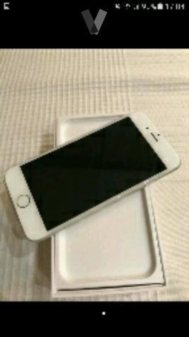 iphone  gb plata a estrenar