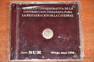 medalla de plata malaga contribucion ciudadana para