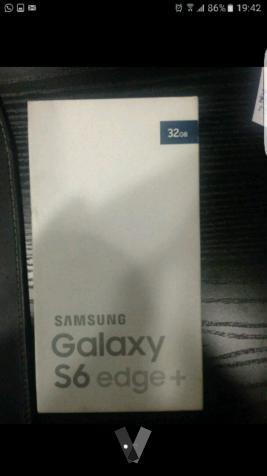 movil samsung galaxy s6 edge plus gold de 32 gb.