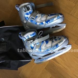 3 pares de patines de hielo