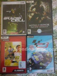 4 videojuegos clásicos de pc