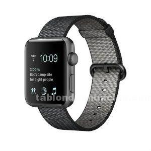 Apple watch s2 42 mm stainl. Steel black (sin estrenar)