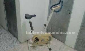 Bici estática magnética