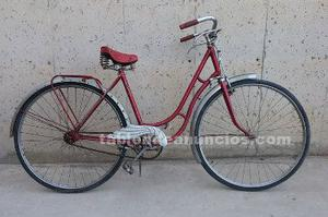 Bicicleta antigua gimson