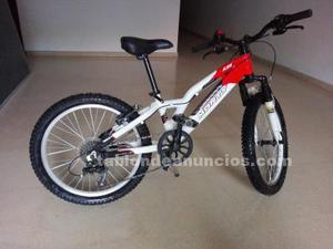 Bicicleta infantil monty ky5. Llanta 20 pulgadas.