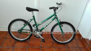 Bicicleta para niños 19 pulgadas